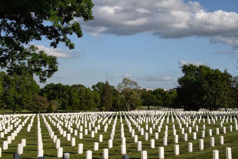 arlington national cemetery washington united states