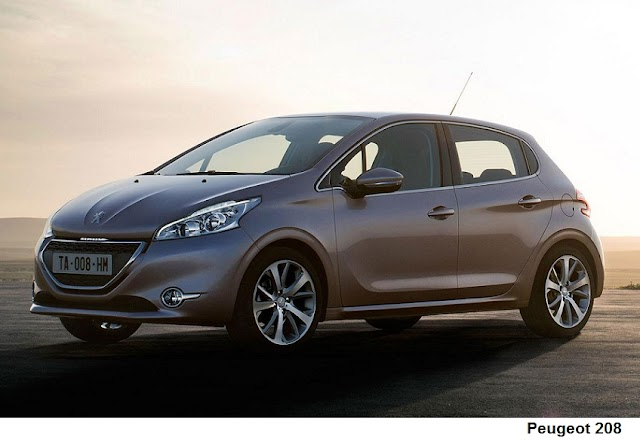 Peugeot 208 test drive and review