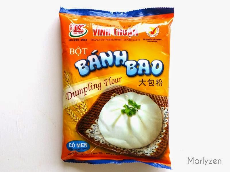Farine pour bánh bao.