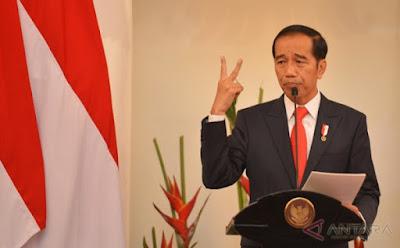 Cerita Presiden Jokowi yang Deg-degan Tiap Bagikan Sertifikat Tanah - Info Presiden Jokowi Dan Pemerintah