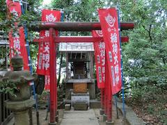 千束八幡神社境内社