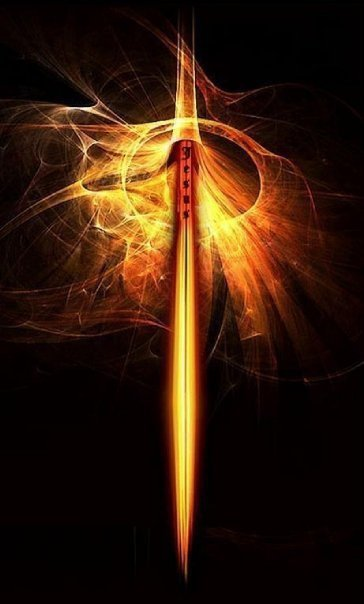 BibelSvar: Flaming Sword - truth is inextricably ...