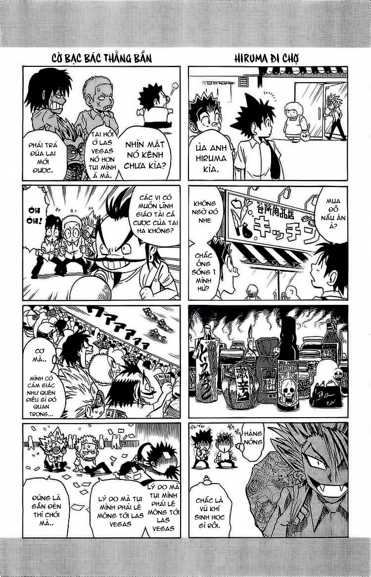 Eyeshield 21 chapter 100 trang 11