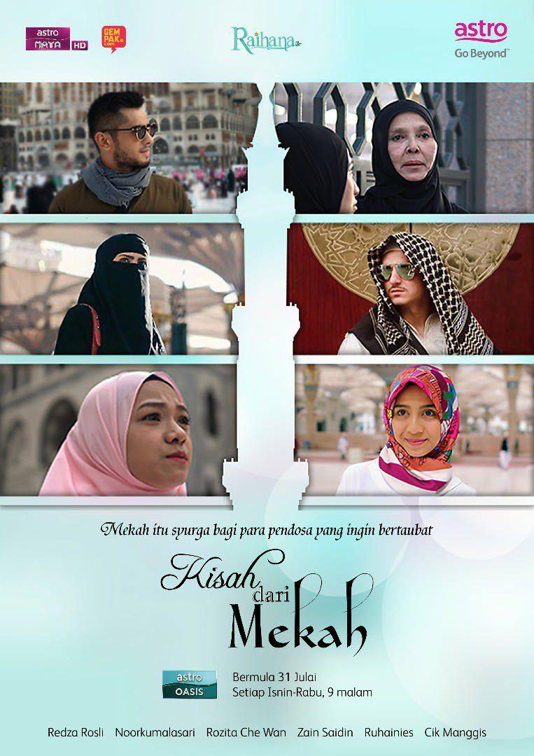 Drama Kisah Dari Mekah (2017) Astro Oasis