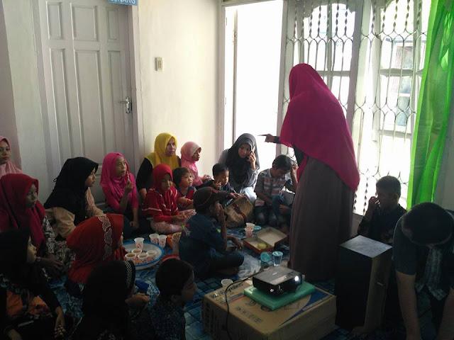 """LPD gelar """"Program Mentoring Ceria""""  untuk anak Dhuafa."""