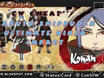 (Mode Dewa) Cw Cheat Naruto Shippuden Ultimate Ninja Impact