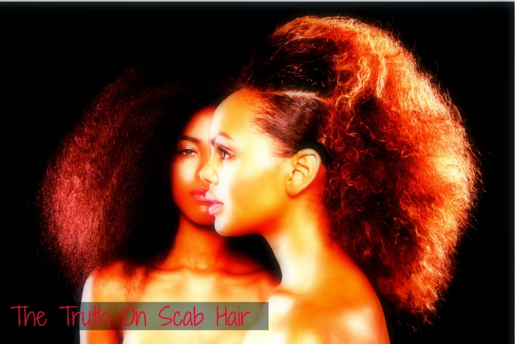 The Truth On Scab Hair - Natural Hair Term