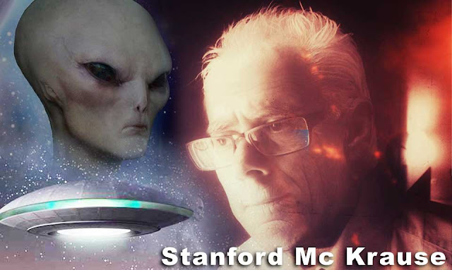 Stanford Mc Krause pilotó naves extraterrestres