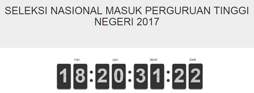 18 Hari Lagi Menjelang Launching Tema Portofolio SNMPTN 2017