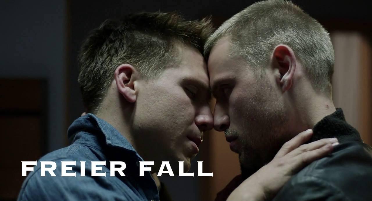 LEO KLEIN - NETFLIX - TOP 5 FILMES LGBTQ QUE VOCÊ PRECISA ASSISTIR - FREIER FALL