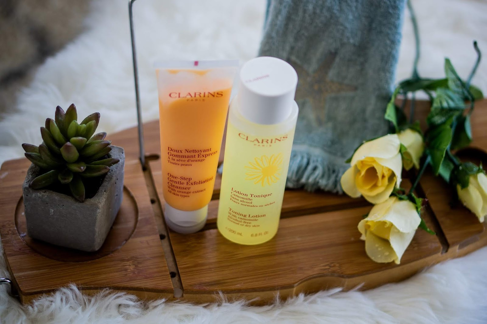 One-Step Facial Cleanser with Orange Extract by Clarins #13