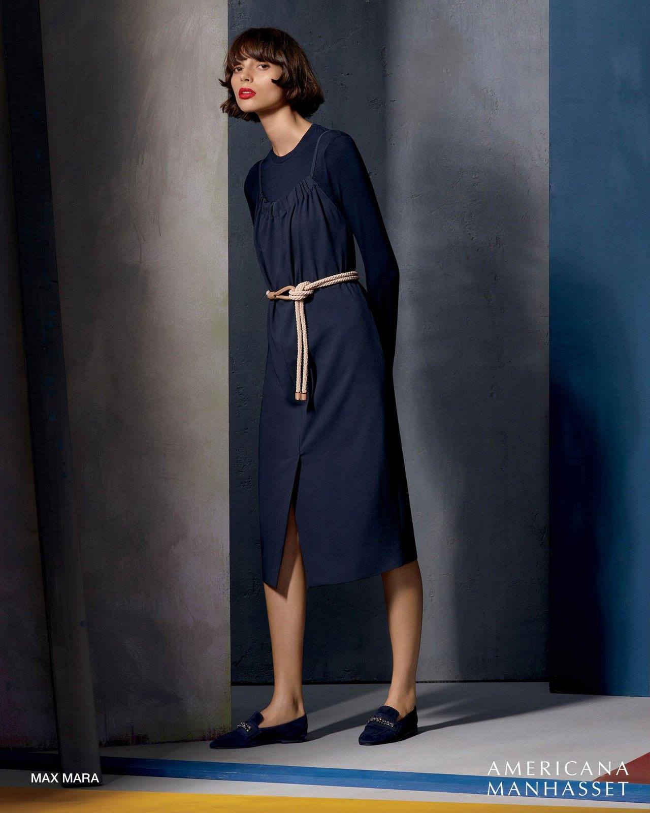 Americana Manhasset Holiday 2017 Resort Campaign