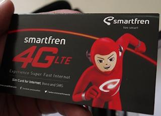 Cara Daftar, Registrasi, Akivasi Kartu SMARTFREN 4G LTE