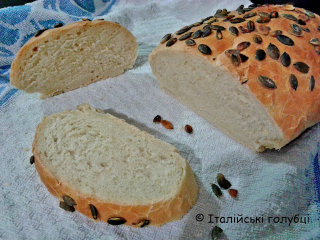 хліб рецепт pane fatto in casa ricetta