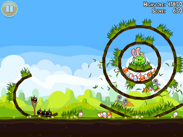 Angry Birds Seasons Game Free Downlaod For Pc