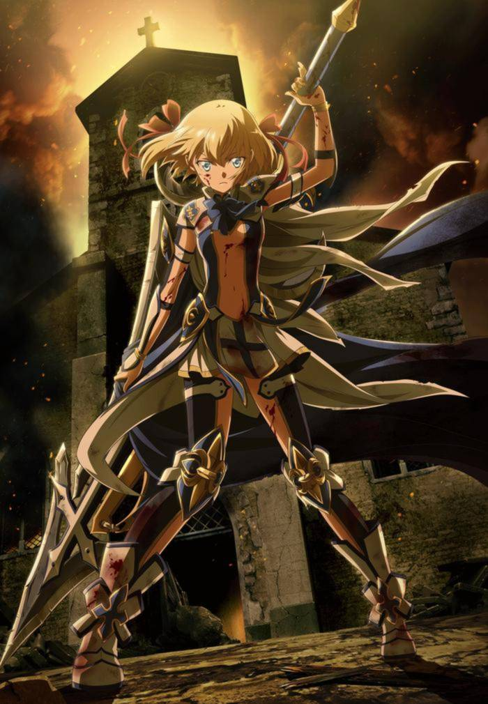 Ulysses: Jeanne d'Arc to Renkin no Kishin anime