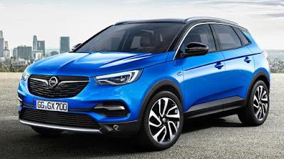 Opel Grandland X é oficial