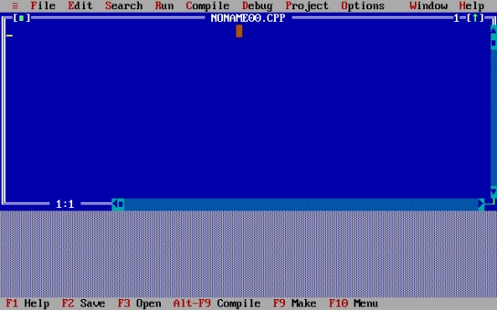 Download turbo c for windows 7 64 bit and 32 bit [full screen.