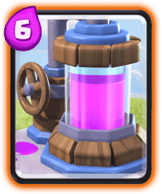 Charter Elixir Collector Clash Royale - Cards Wiki