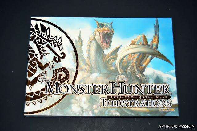 artbook monster hunter illsutartions dragon pa3
