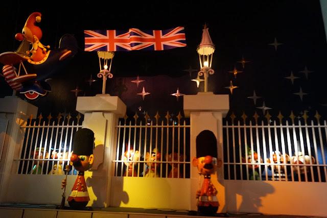 Carnaval Festival mit großbritannien