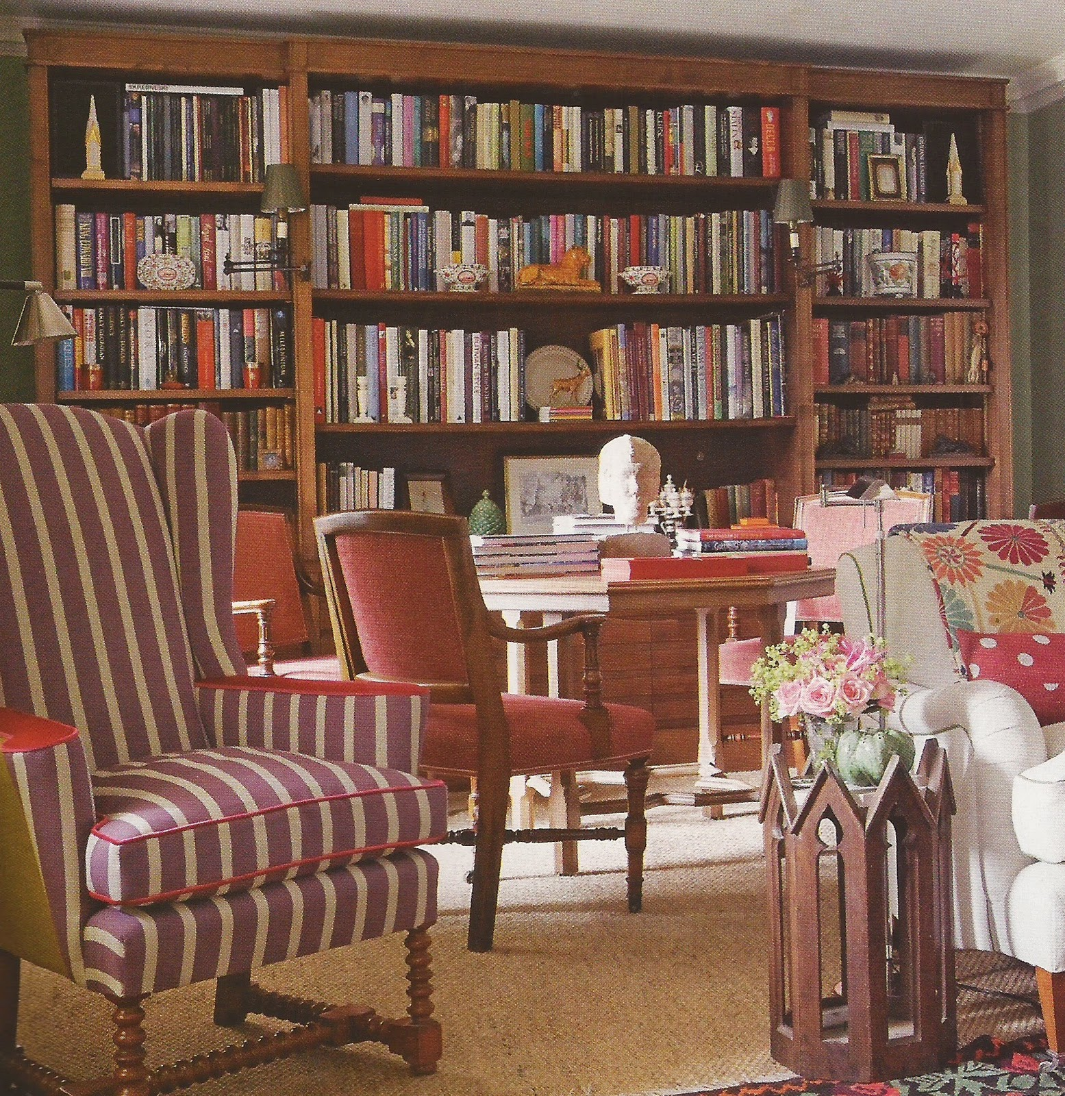 The English Home {Part 2} | Belclaire House