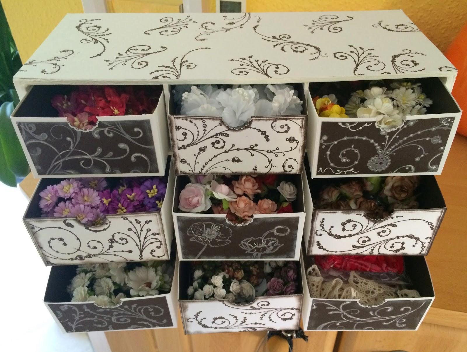schubladenbox pappe selber basteln | dansenfeesten
