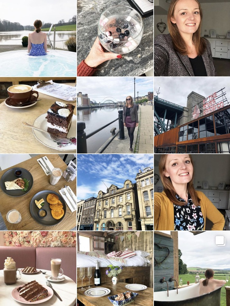 My Favourite North East Instagram Accounts to Follow