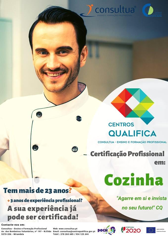 Cursos Financiados em Vila Real para 2020