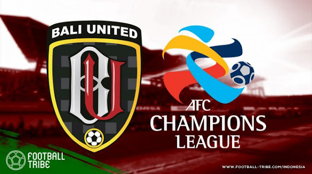 Bali United Go Champion Asia