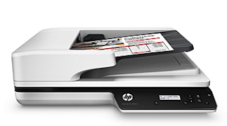 HP ScanJet Pro 3500 printer