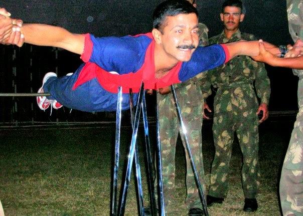 Commando Trainer Our Legend Great Grand Master Shifuji A
