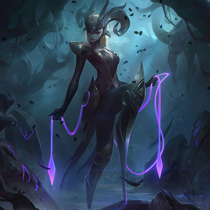 Coven Camille Wallpaper Engine