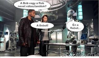 Én a robot