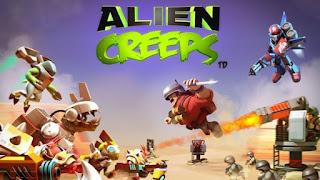Alien Creeps TD Apk v2.5.1 Mod (Unlimited Money)