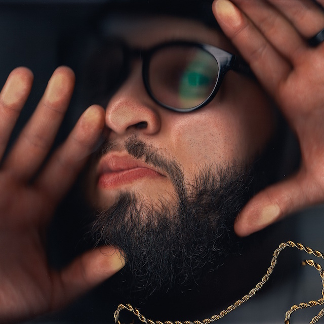 Andy Mineo - uncomfortable album artwork - 2015