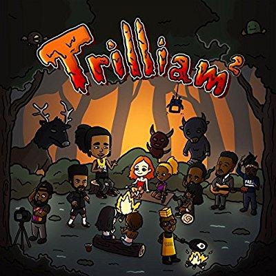 Aha Gazelle - Trilliam 2 - Album Download, Itunes Cover, Official Cover, Album CD Cover Art, Tracklist