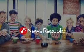 News Republic sarà social