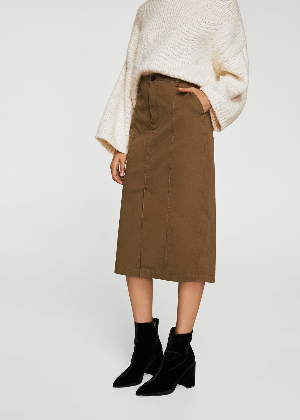 fashion, style, street style, midi skirt, mango, shopping, haul, personal style