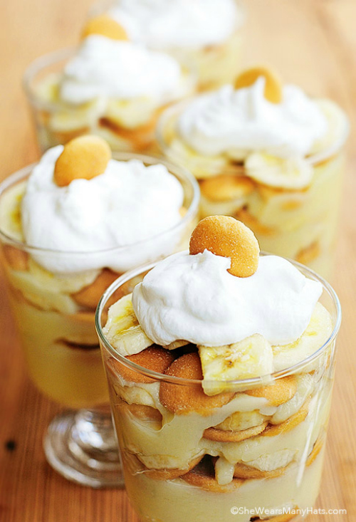 Uncle Bobby's Banana Pudding by She Wears Many Hats
