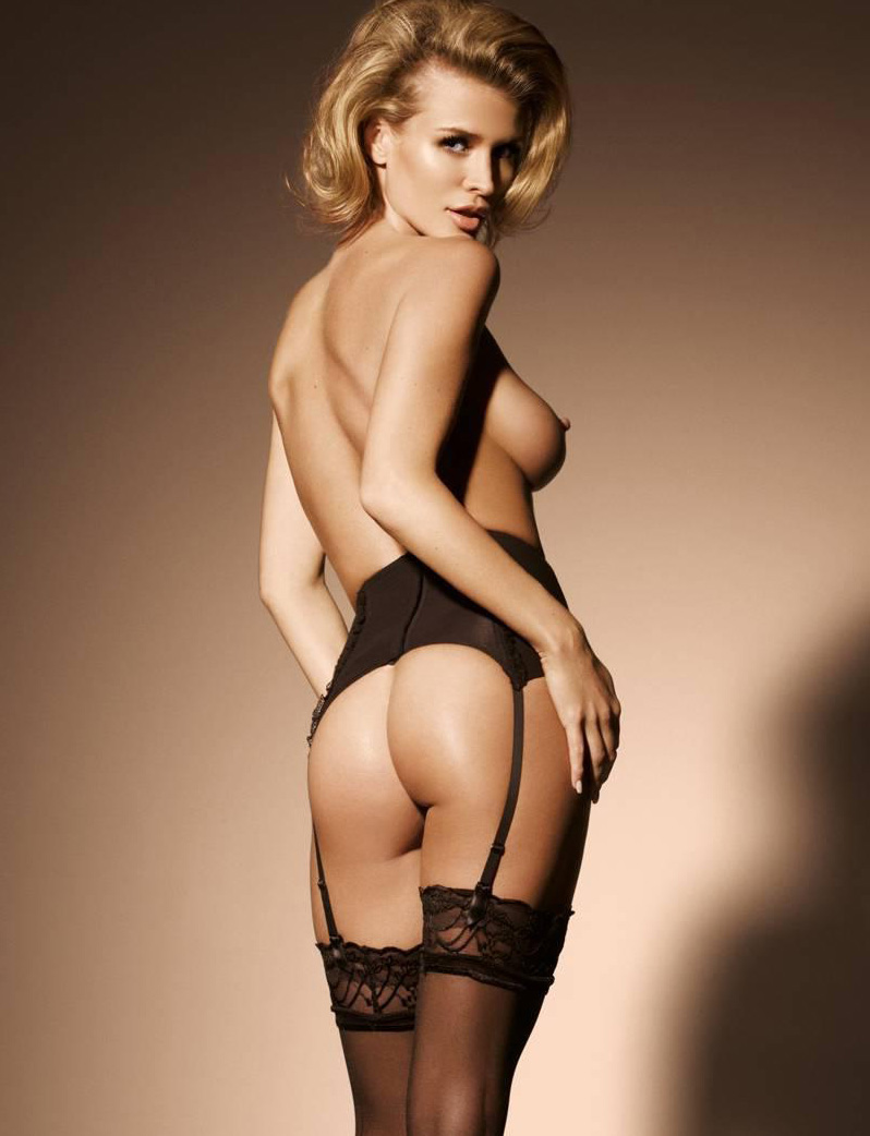 Joanna Krupa nackt, Oben ohne Bilder, Playboy Fotos,