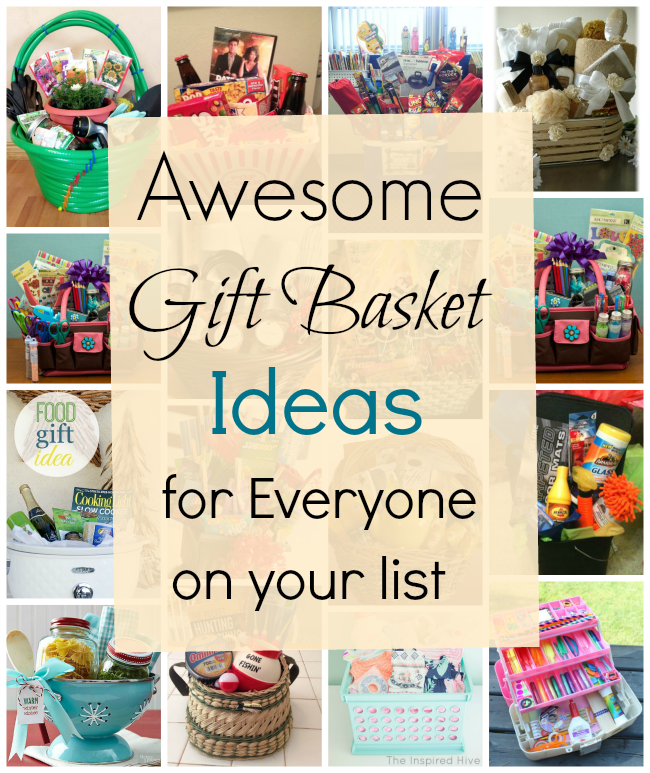 http://www.craftsalamode.com/2016/10/10-awesome-gift-baskets-to-make-for.html
