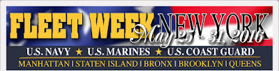 Fleet Week New York May 2016