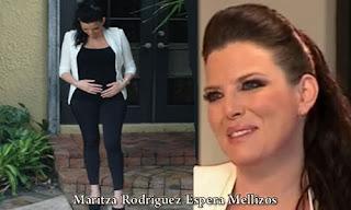 Maritza Rodriguez Embarazada