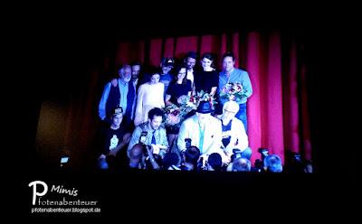 Die Stars live auf der Leinwand im Kino