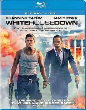 White House Down (2013) BluRay Rip XViD
