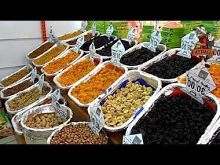 أسعار ياميش رمضان في فتح الله