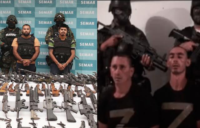 Paso a Paso, exponen cómo se desmoronan internamente Los Zetas