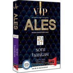 Yargı ALES VIP Soru Bankası (2017)