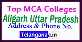 Top MCA Colleges in Aligarh Uttar Pradesh
